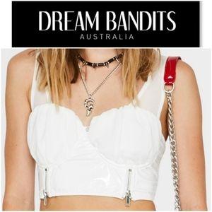 New DREAM BANDITS AUSTRALIA Crop Top